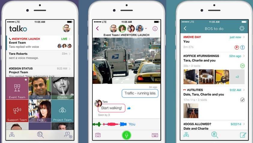 想在App里开个实时语音会议?试试Talko