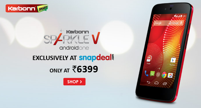 Android One Karboon Snapdeal