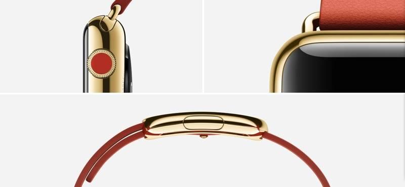 18K金版Apple Watch售价或达1200美金