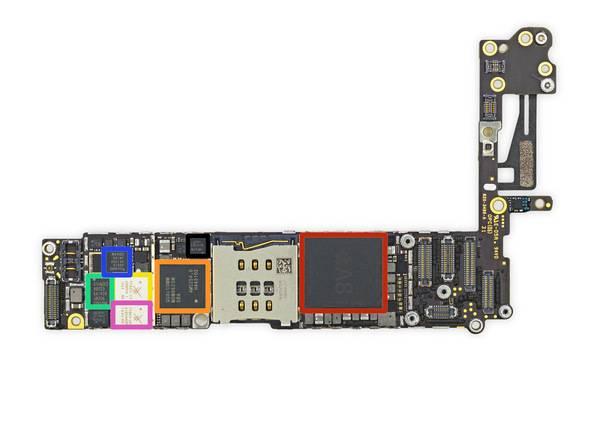 拆解iPhone 6和6+:依然是1G运存,A8台积电代工