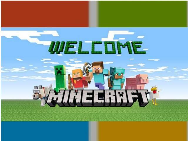 welcome-minecraft