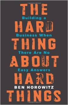 Hard things on hard things