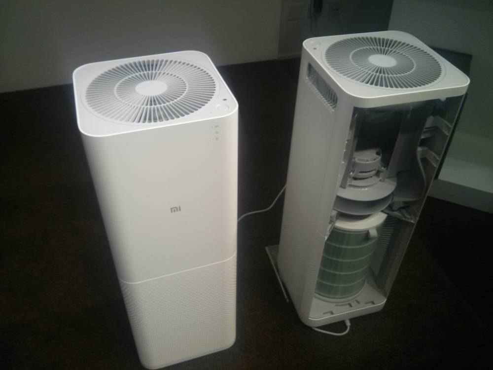xiaomi air cleaner