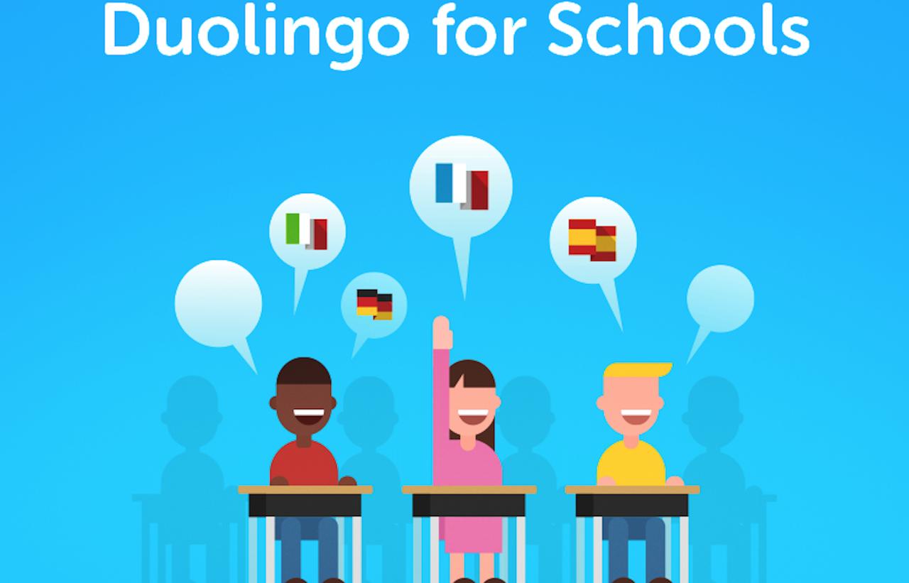你可以用多邻国来上外语课了-PingWest 品玩