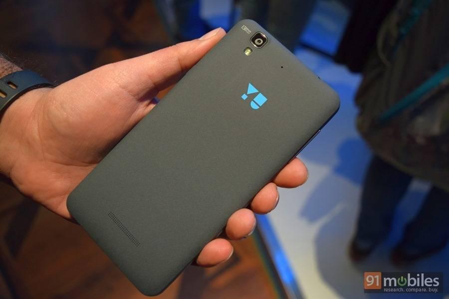 Micromax 生产的预装 Cyanogen OS 的智能手机 Yu