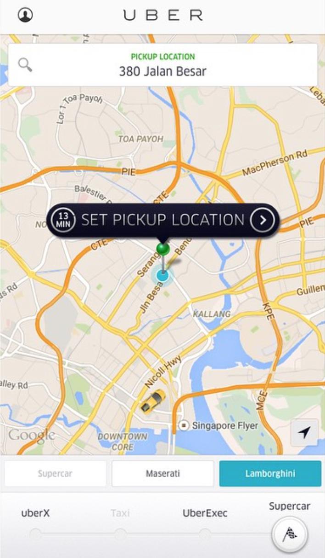 UberSupercar