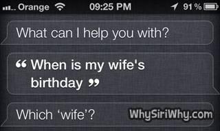 siri-wife