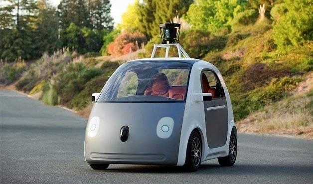 Google无人驾驶汽车