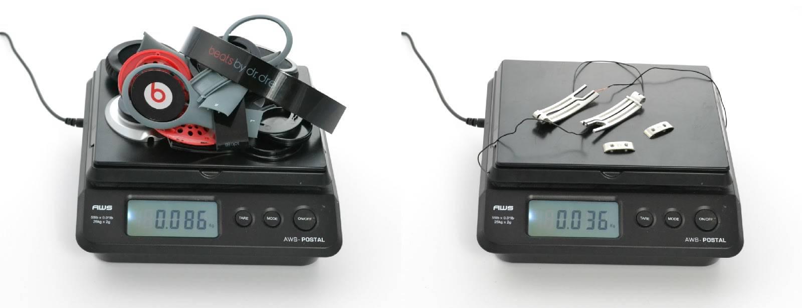 从物料角度分析,Beats 耳机是怎样坑你钱的?