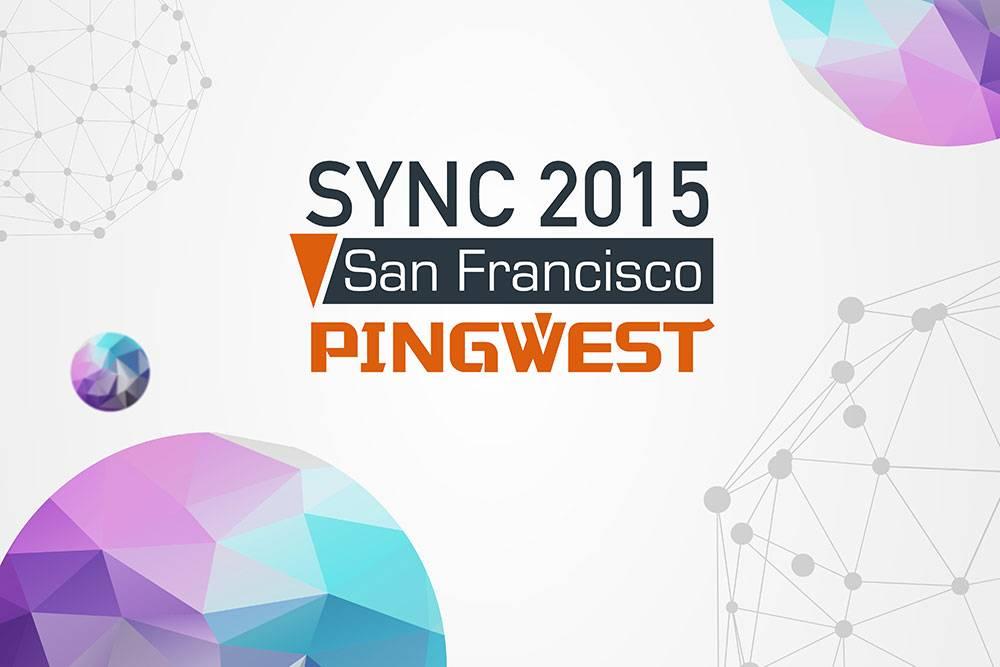 """【抢票中!】PingWest品玩旧金山年度SYNC大会:新一代美国科技公司们的""""东游历险记""""-PingWest 品玩"""