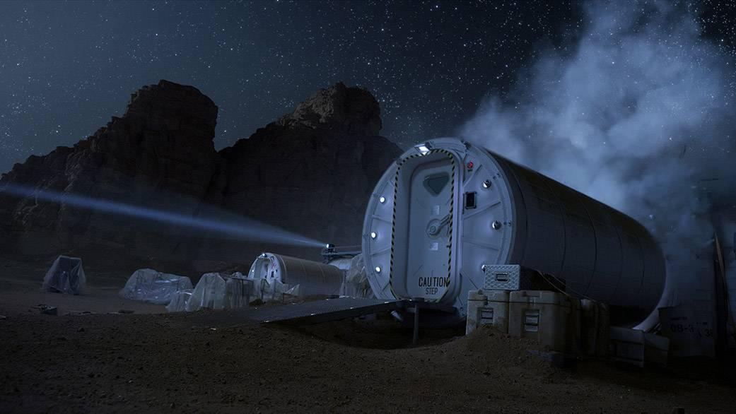 如何用 NASA 现有的科技,拍一部科幻电影?