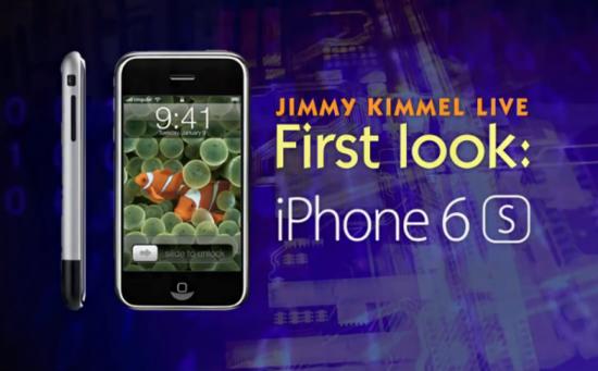 抢先测评!拿第一代忽悠路人说:这是最新iPhone 6S-PingWest 品玩