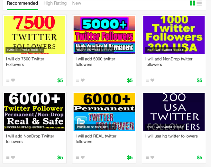 fiverr-twitter-followers-for-sale