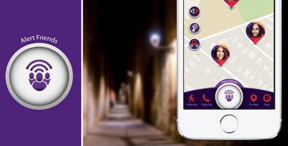 比起遏制女性夜跑,美国程序猿为女性制作了这些救命App