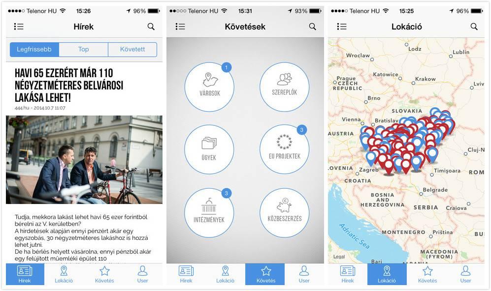 k-monitor-app-screenshot-collage