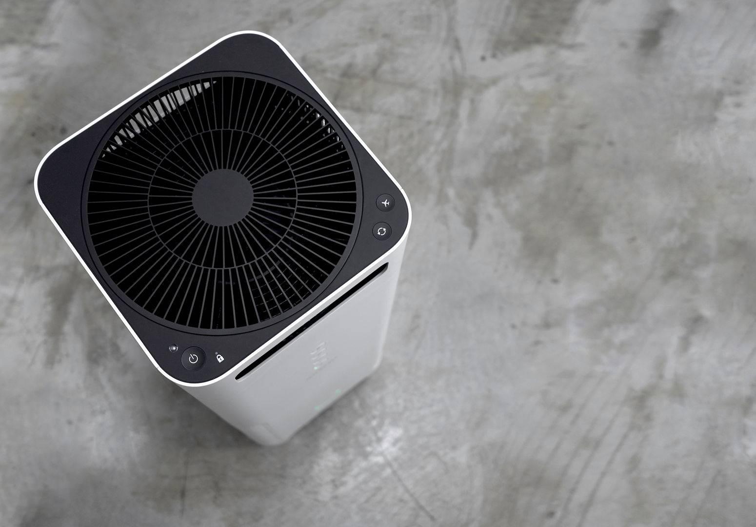 BALMUDA AirEngine / Air purifier PingWest 2