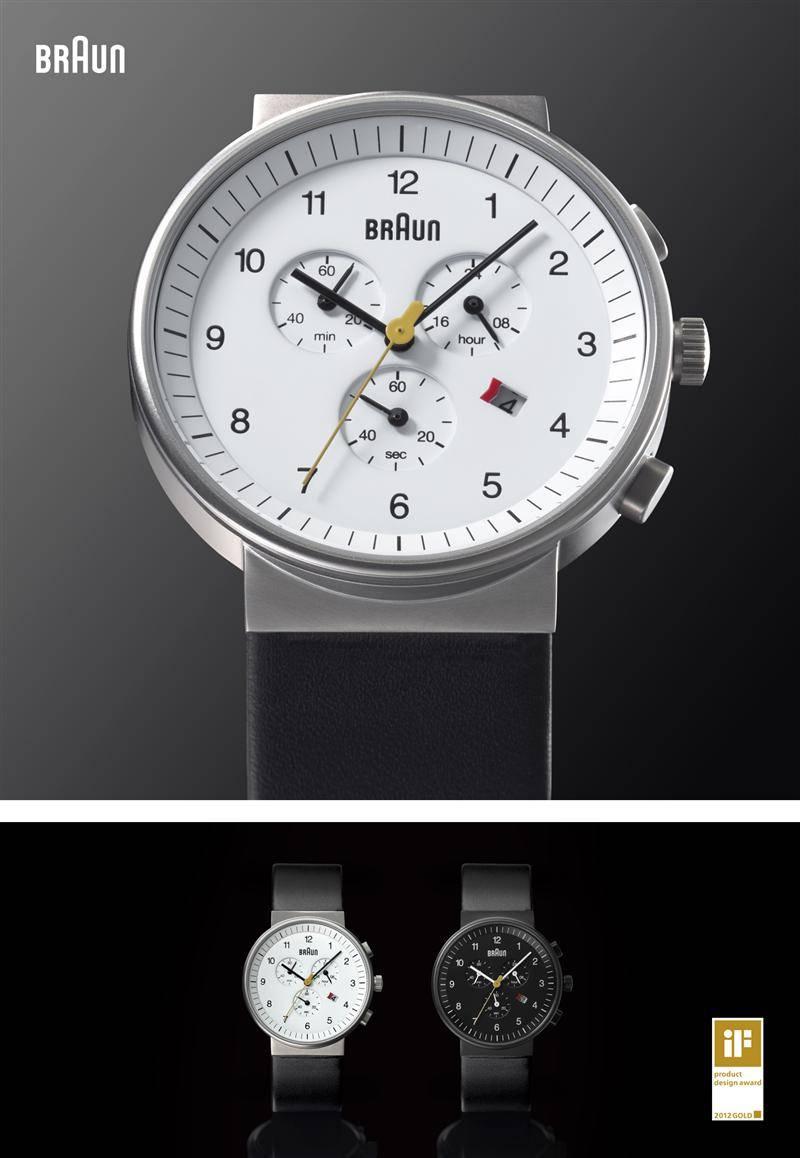 Braun BN035 Wrist Watch