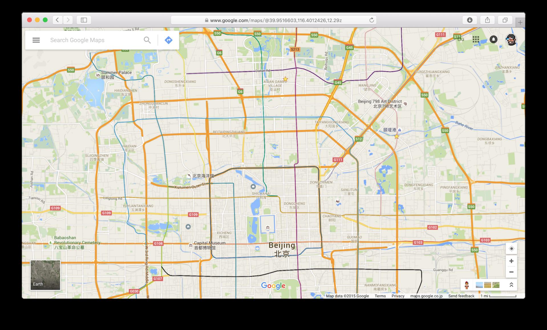 google-maps-web