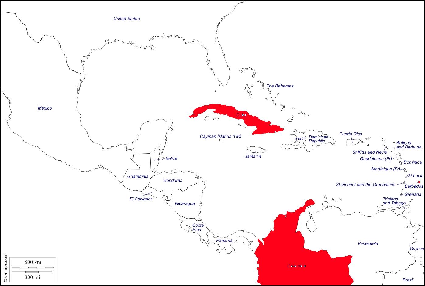 map-america