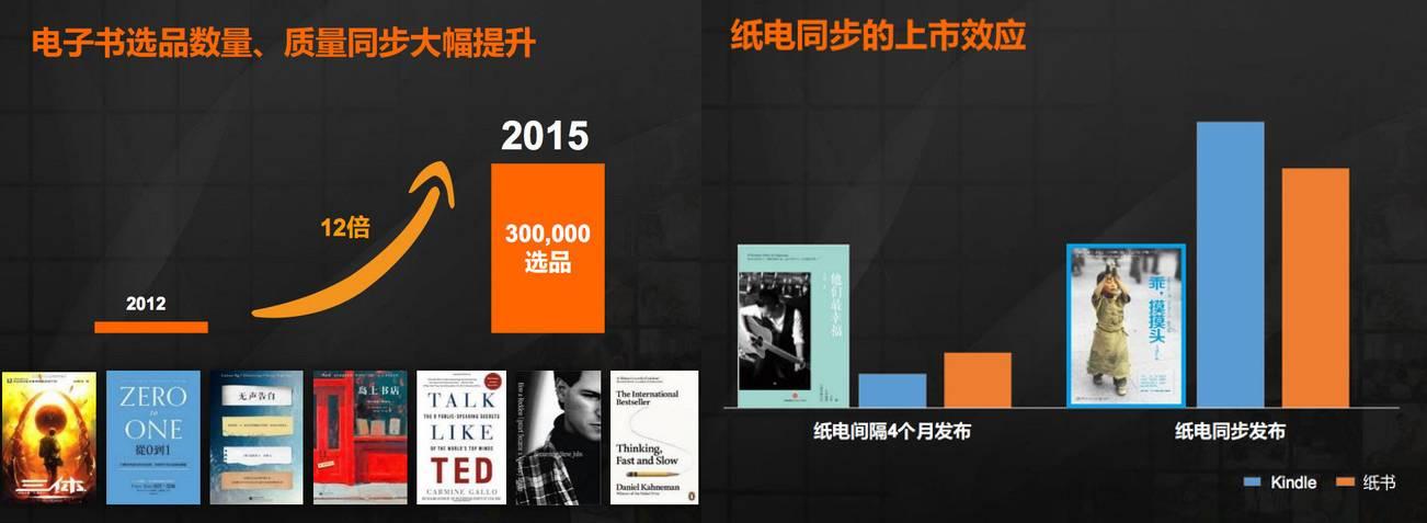 2015 年亚马逊 Kindle 上最受欢迎的图书榜单都在这了