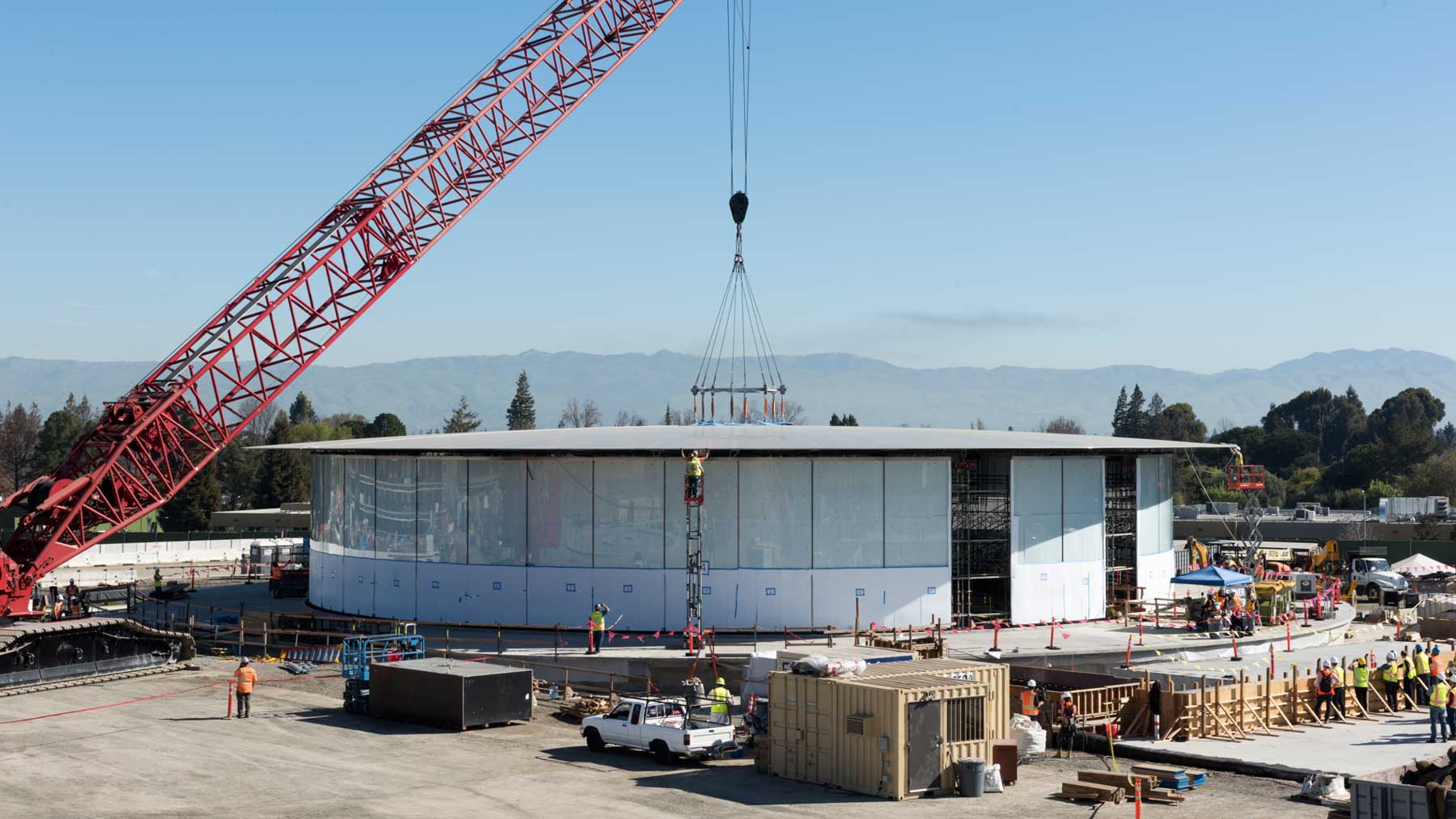 Apple Campus 2 PingWest Hao Ying-7