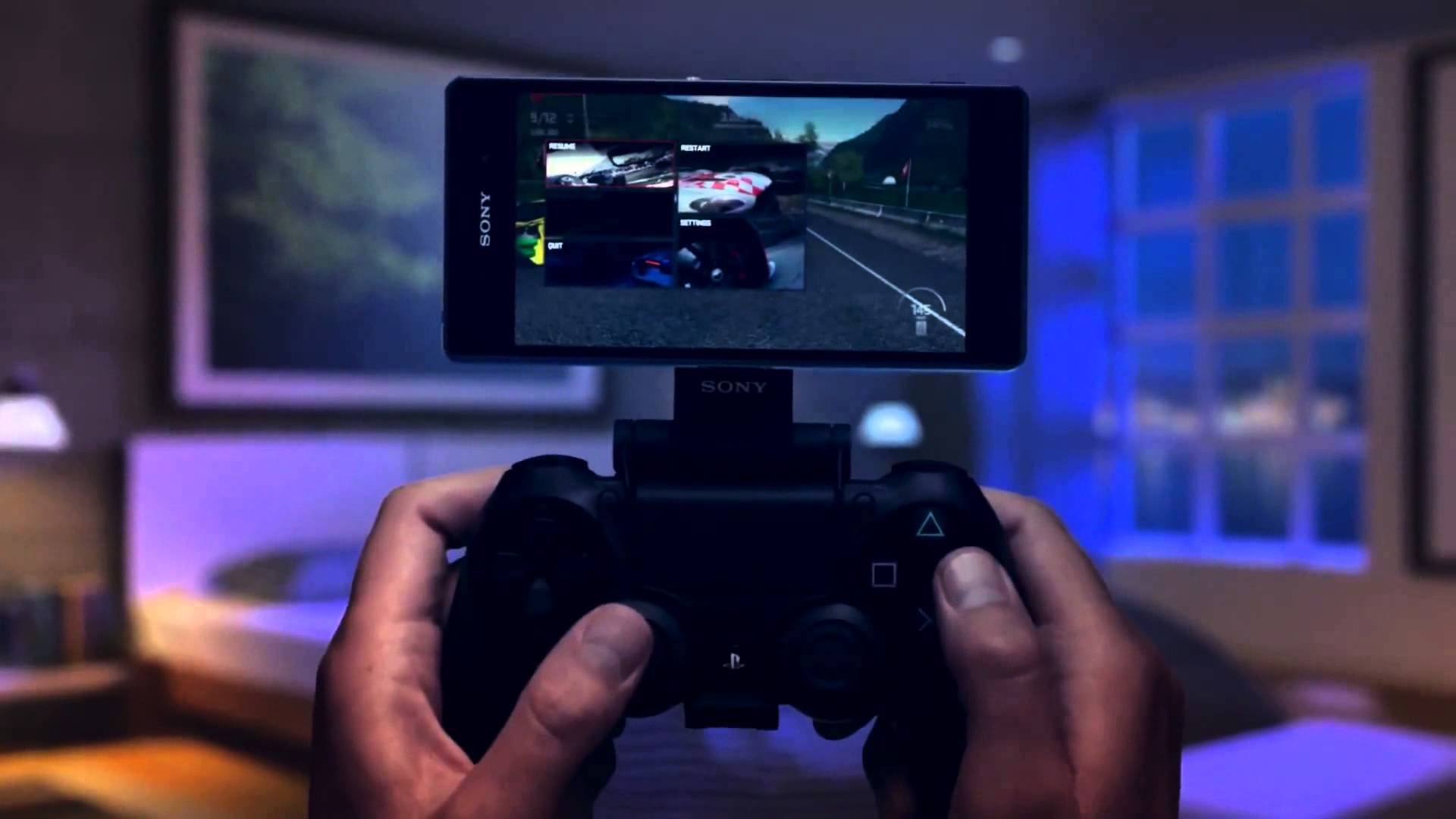 Playstation 4 - Remote Play with the Xperia Z3