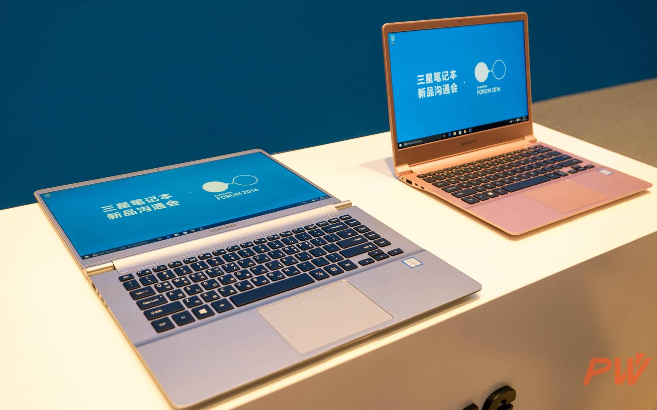 三星刚发布的四款 PC,把市面上的同类产品都给得罪了