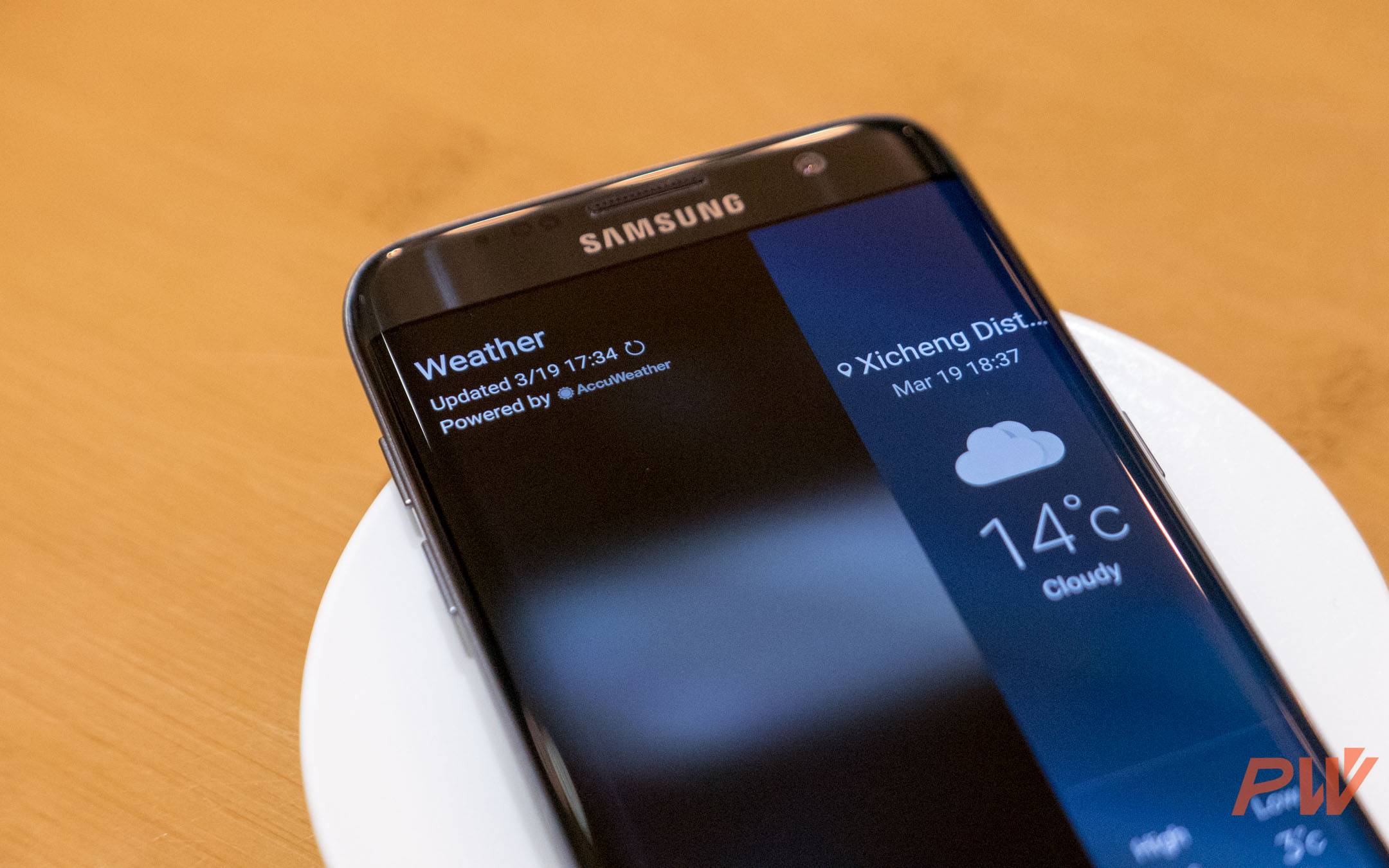 Samsung Galaxy S7 edge PingWest Photo By Hao Ying-32