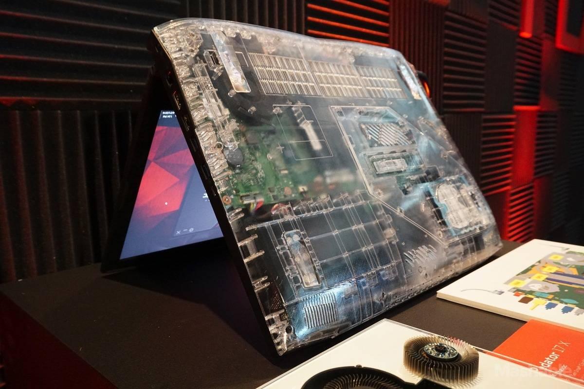这台笔记本电脑都 VR Ready 了,你呢?