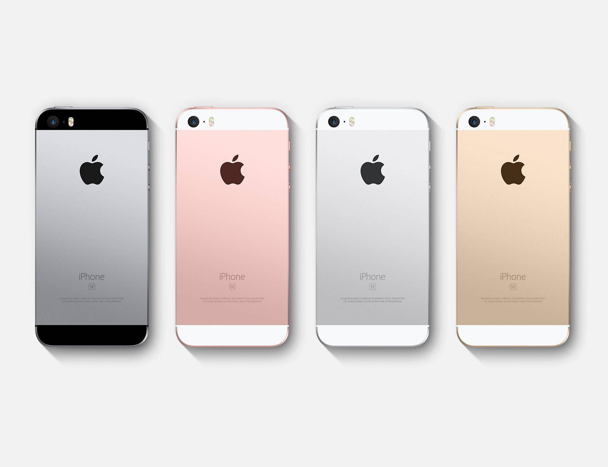 iPhone-se PingWest