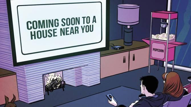 如果 Screening Room 正式上线,电影首映的地方将不再是电影院,而是千家万户。