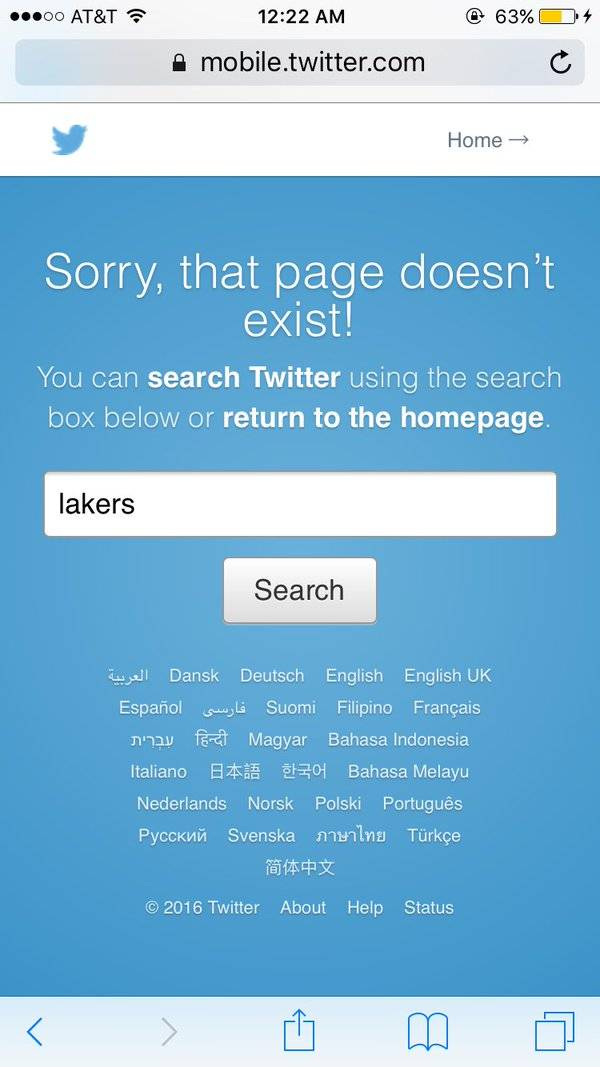 sorry-lakers