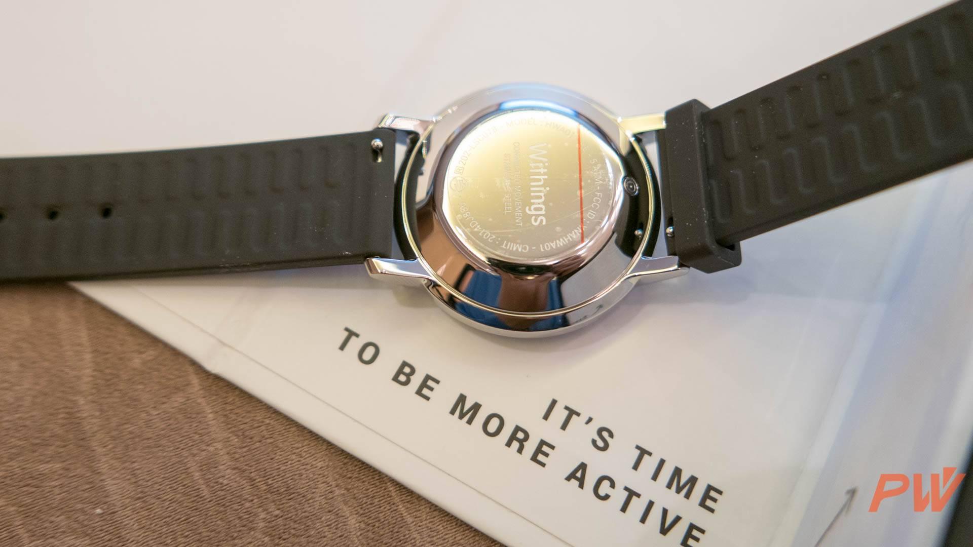 最好看的 Withings 智能手表出新品了,它现在属于诺基亚
