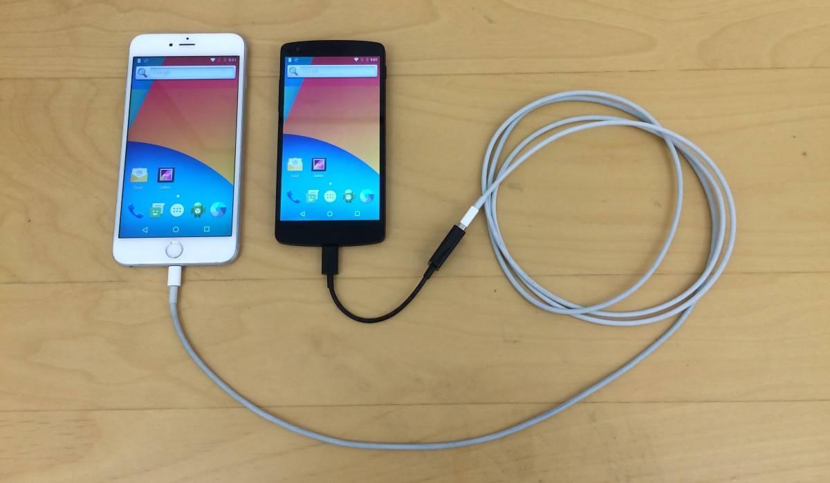 只要一个手机套,就能让你的 iPhone 运行 Android 系统-PingWest 品玩