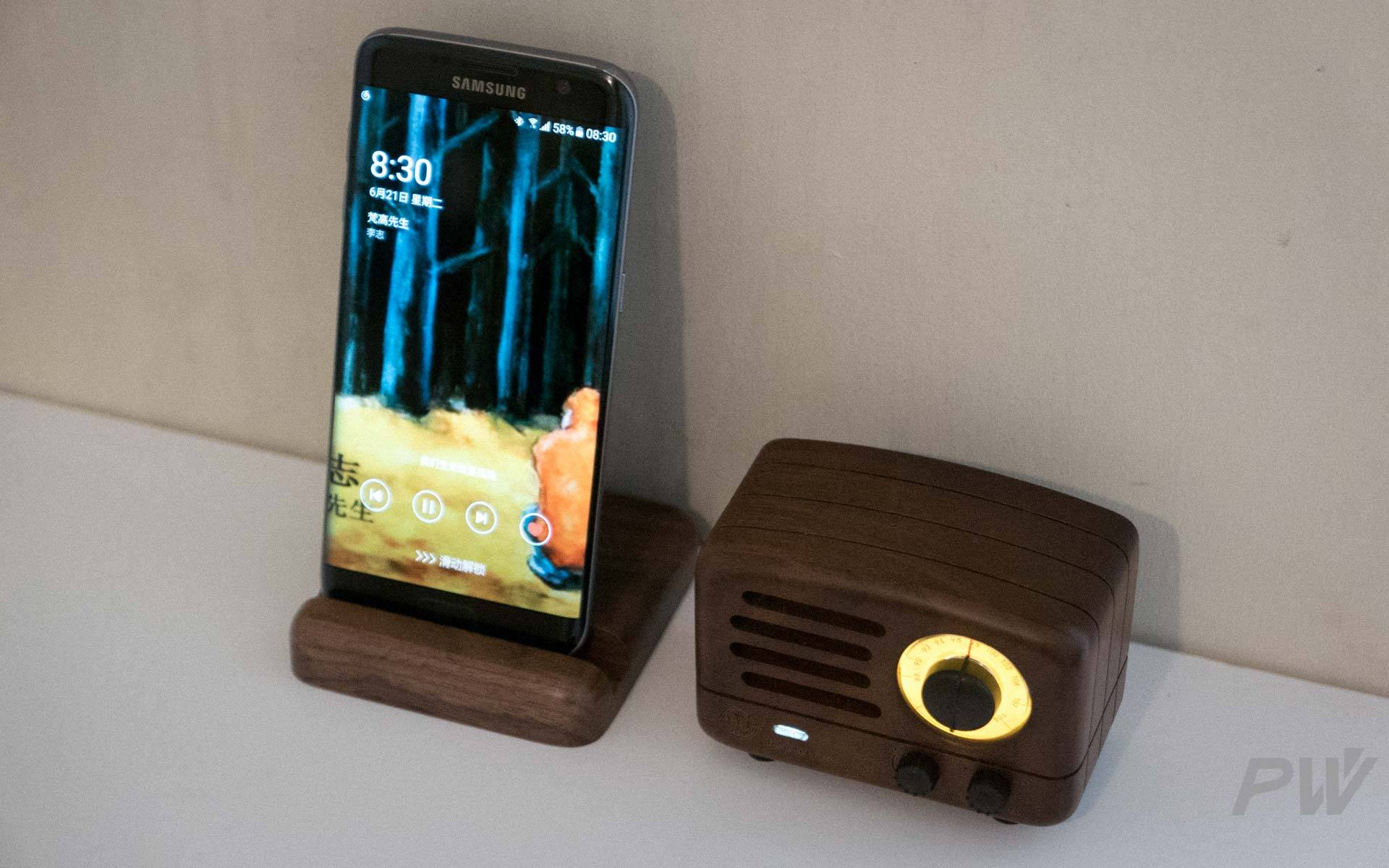 Mao King the little prince radio bluetooth speaker Oneplus 3 Galaxy S7 edge PingWest Photo by Hao Ying-2