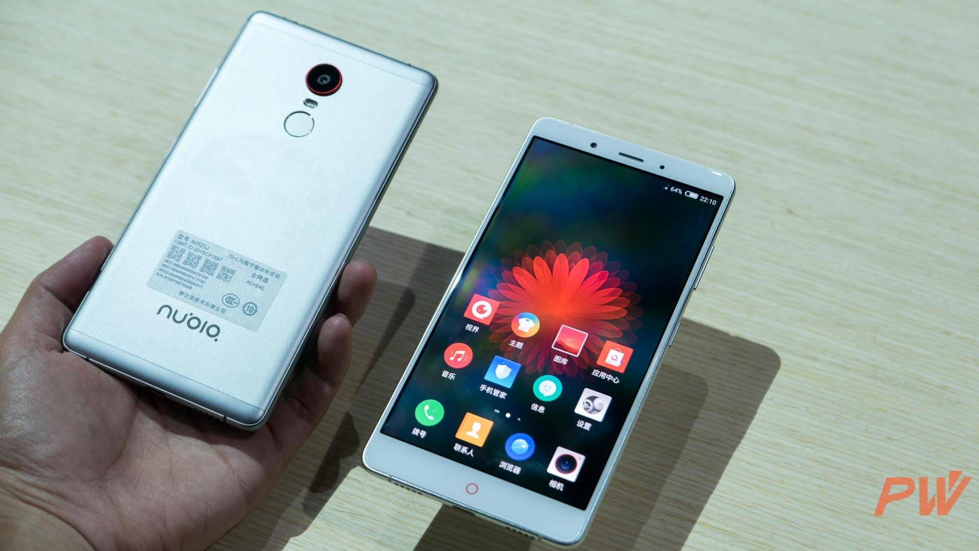 ZTE Nubia Z11 Max PingWest Photo By Hao Ying-4
