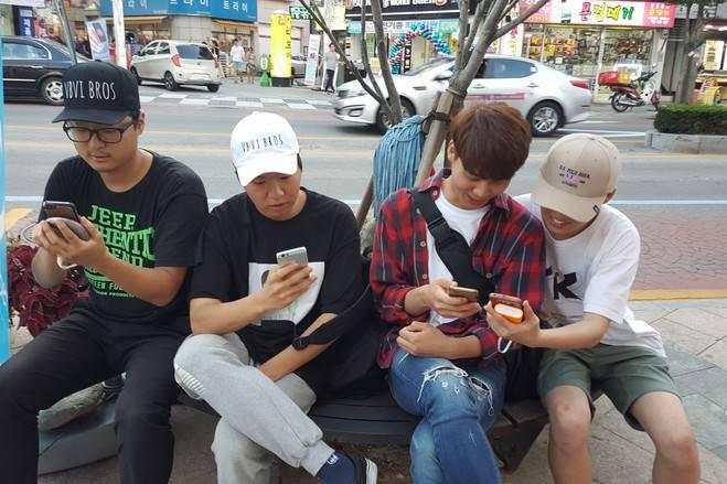 一路向北!为玩《Pokémon Go》韩国玩家向北纬38°线进发……