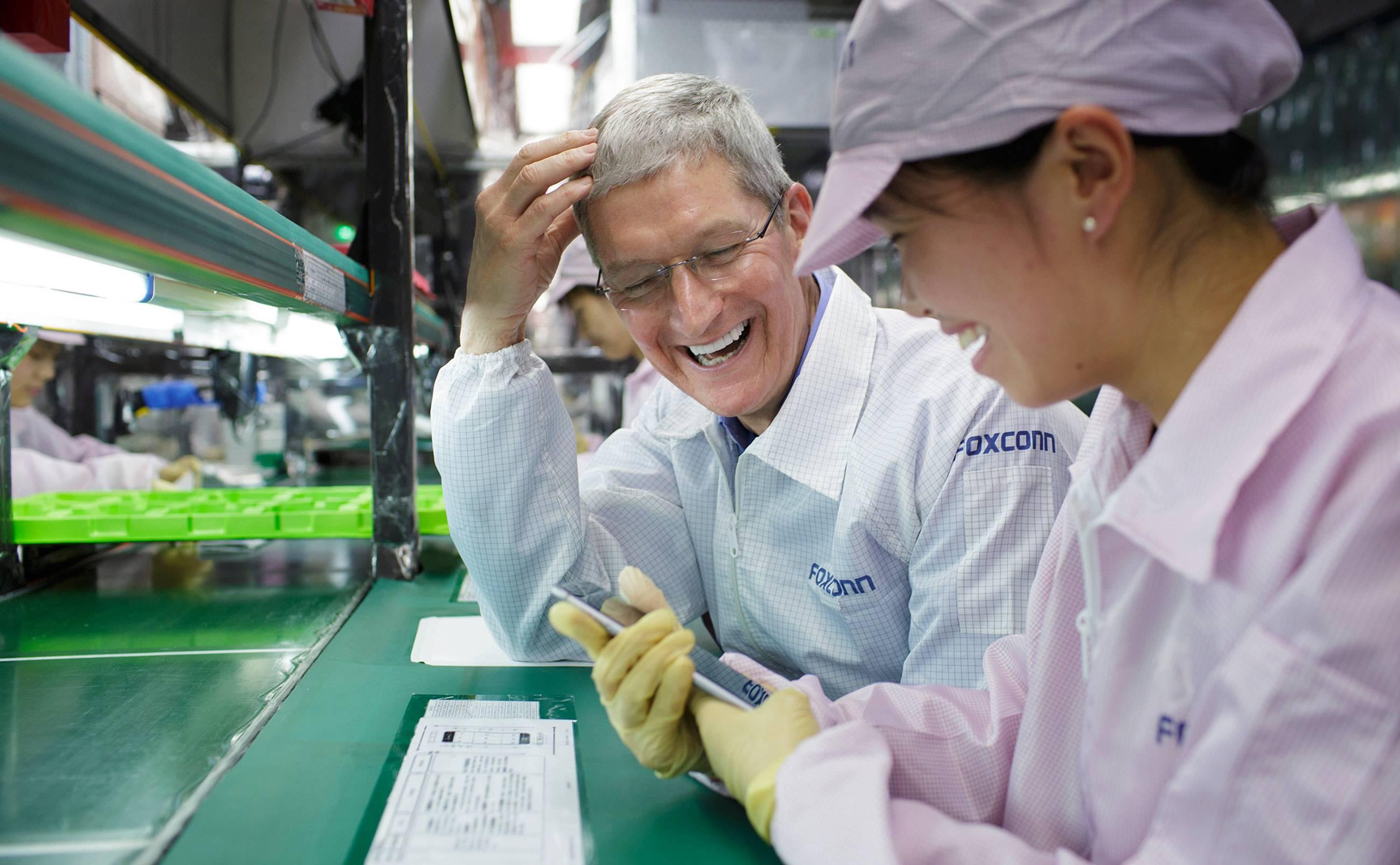 出任苹果 CEO 5 周年,蒂姆·库克做出如下总结