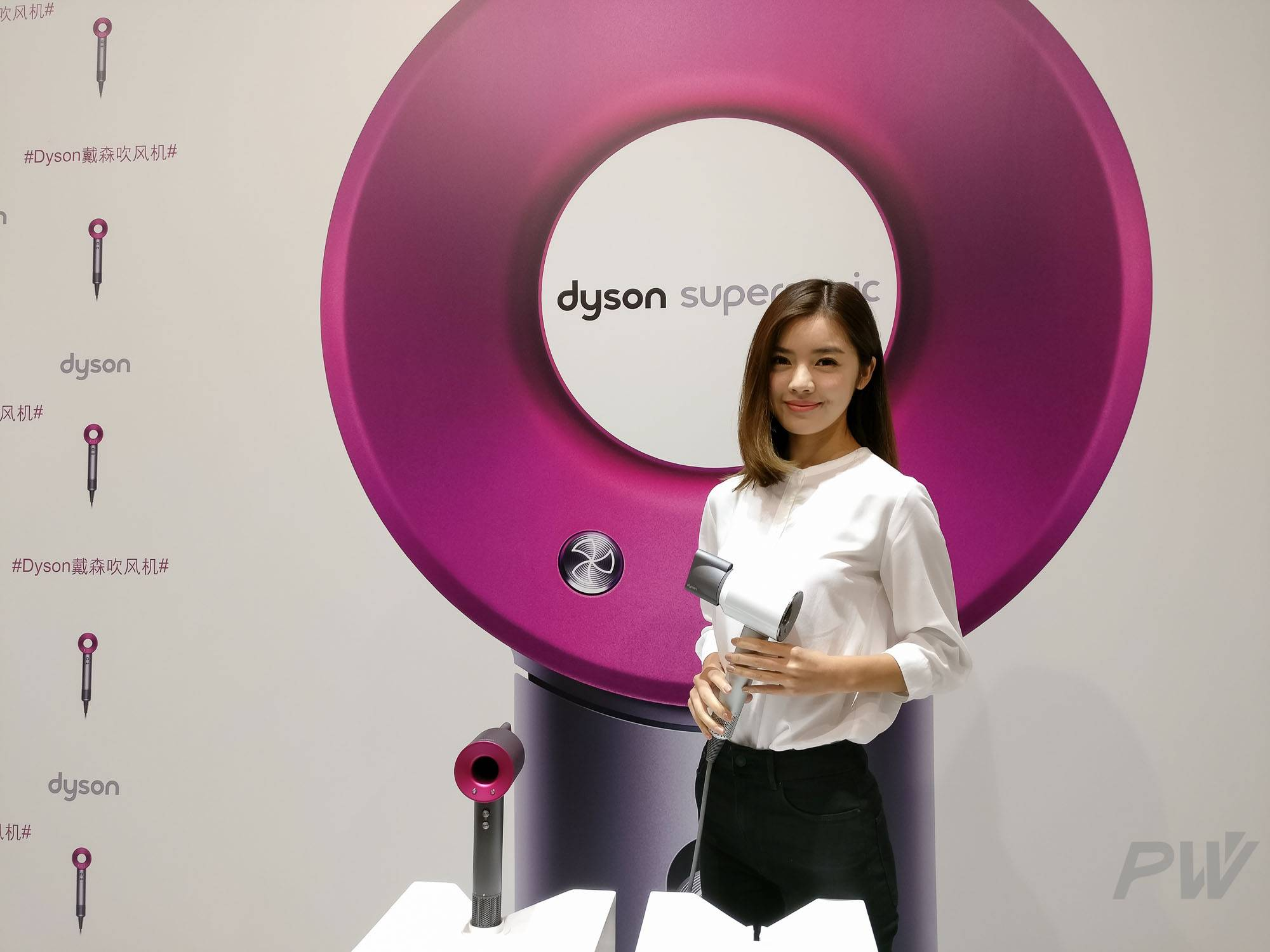 Dyson Supersonic PingWest Photo By Hao Ying 5