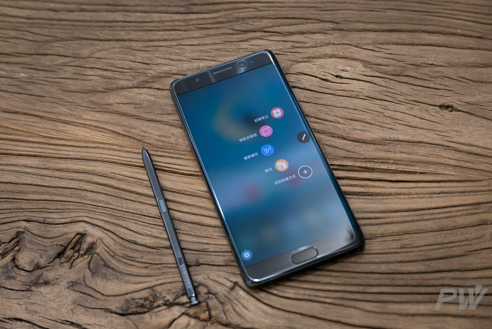 Samsung Galaxy Note 7 Feature PingWest Photo By Hao Ying-14