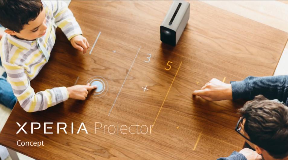 XPERIA Proiector