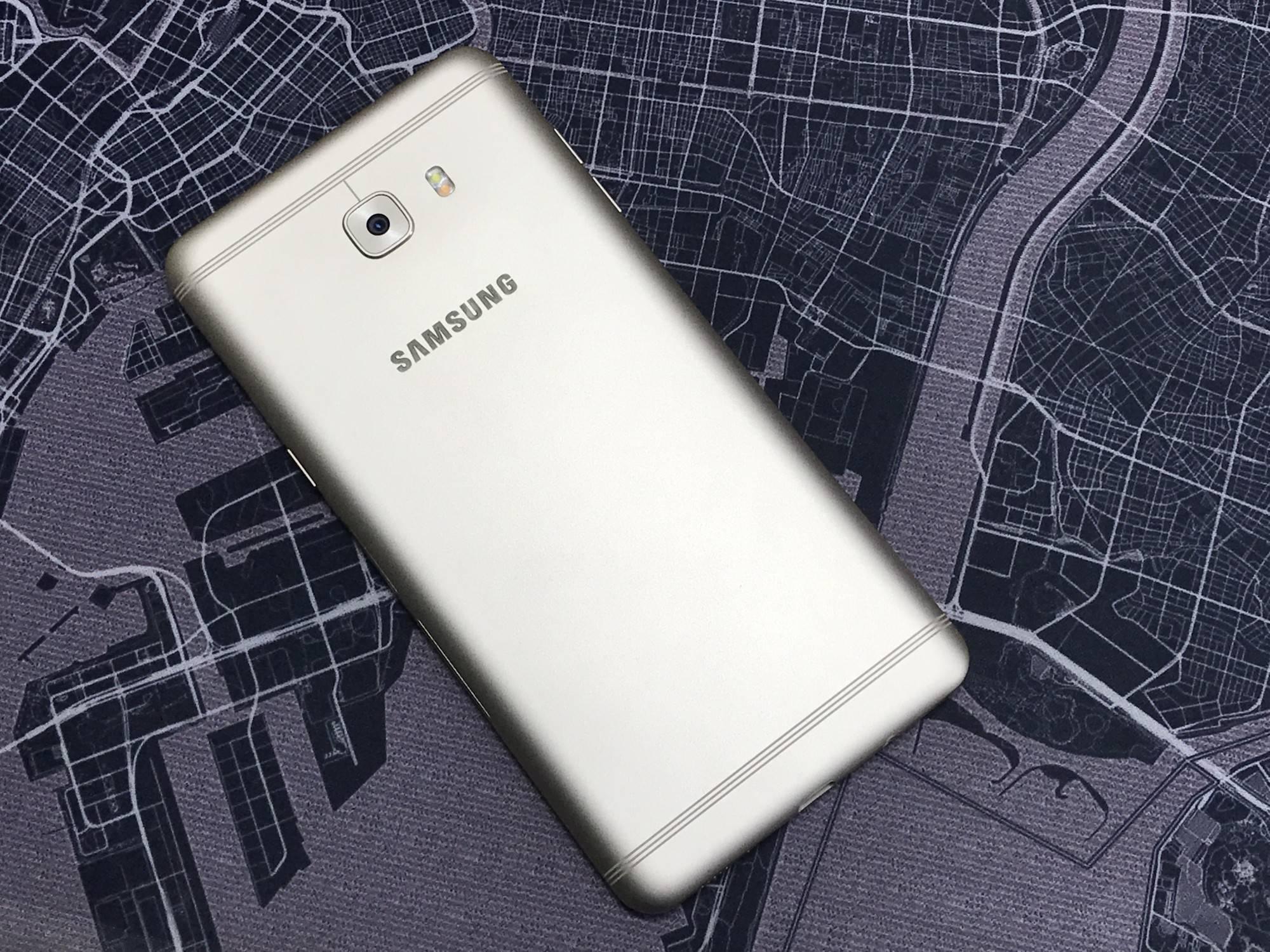 Samsung Galaxy C9 Pro Photo by Hao Ying 3