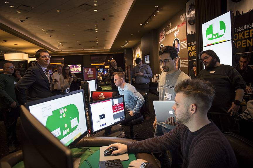 SCS, Brains Versus Artificial Intelligence Poker Rematch, January 11 2017
