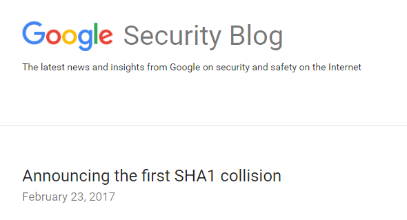 google-sha-1-collision
