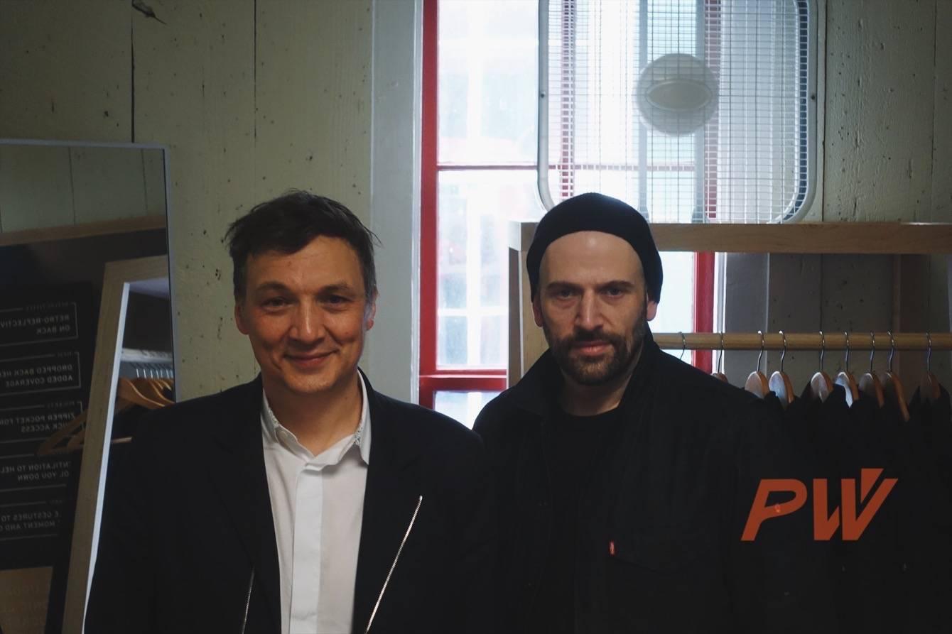 伊万·波普列夫和保罗·迪林格