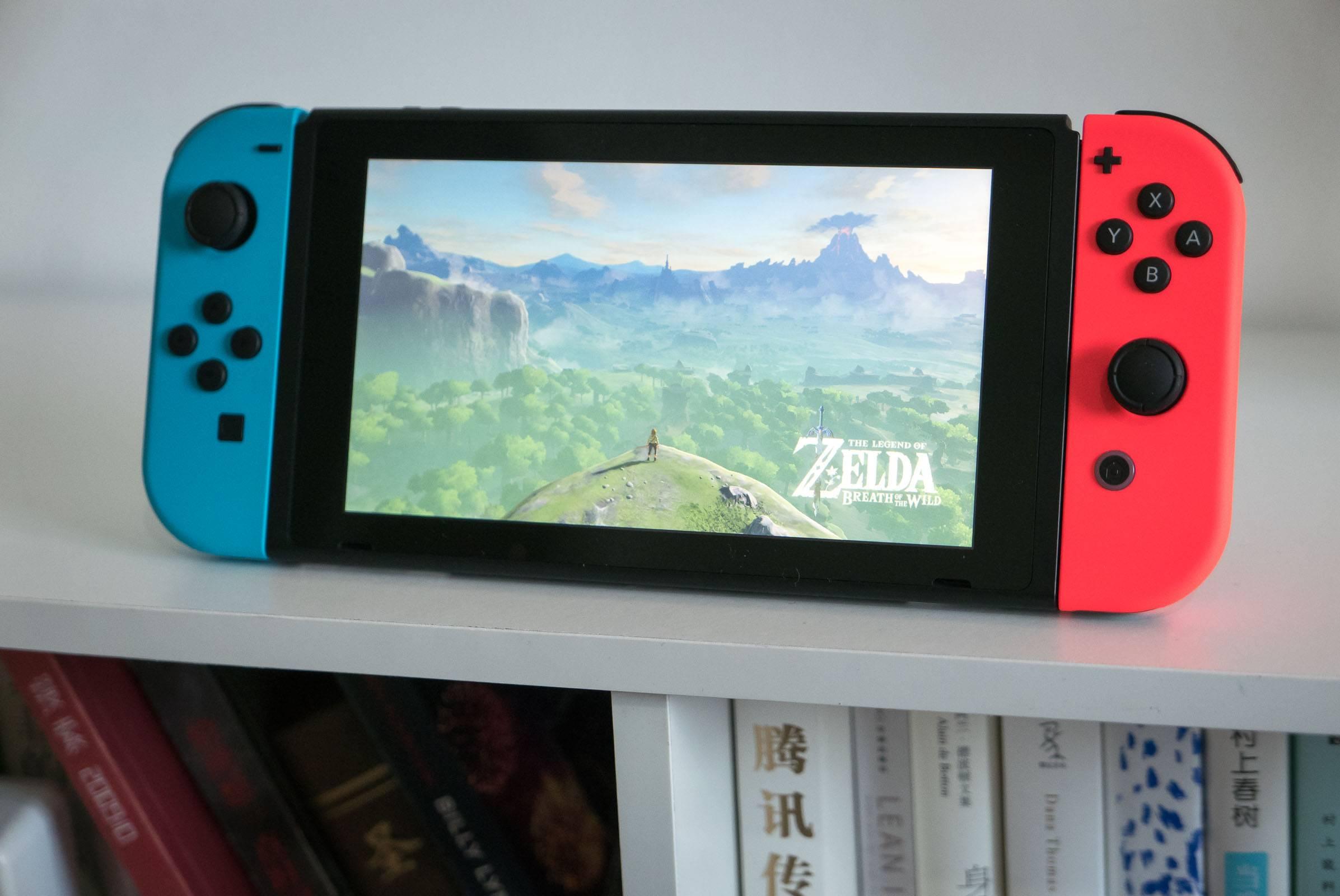 Nintendo Switch Photo By Hao Ying-12