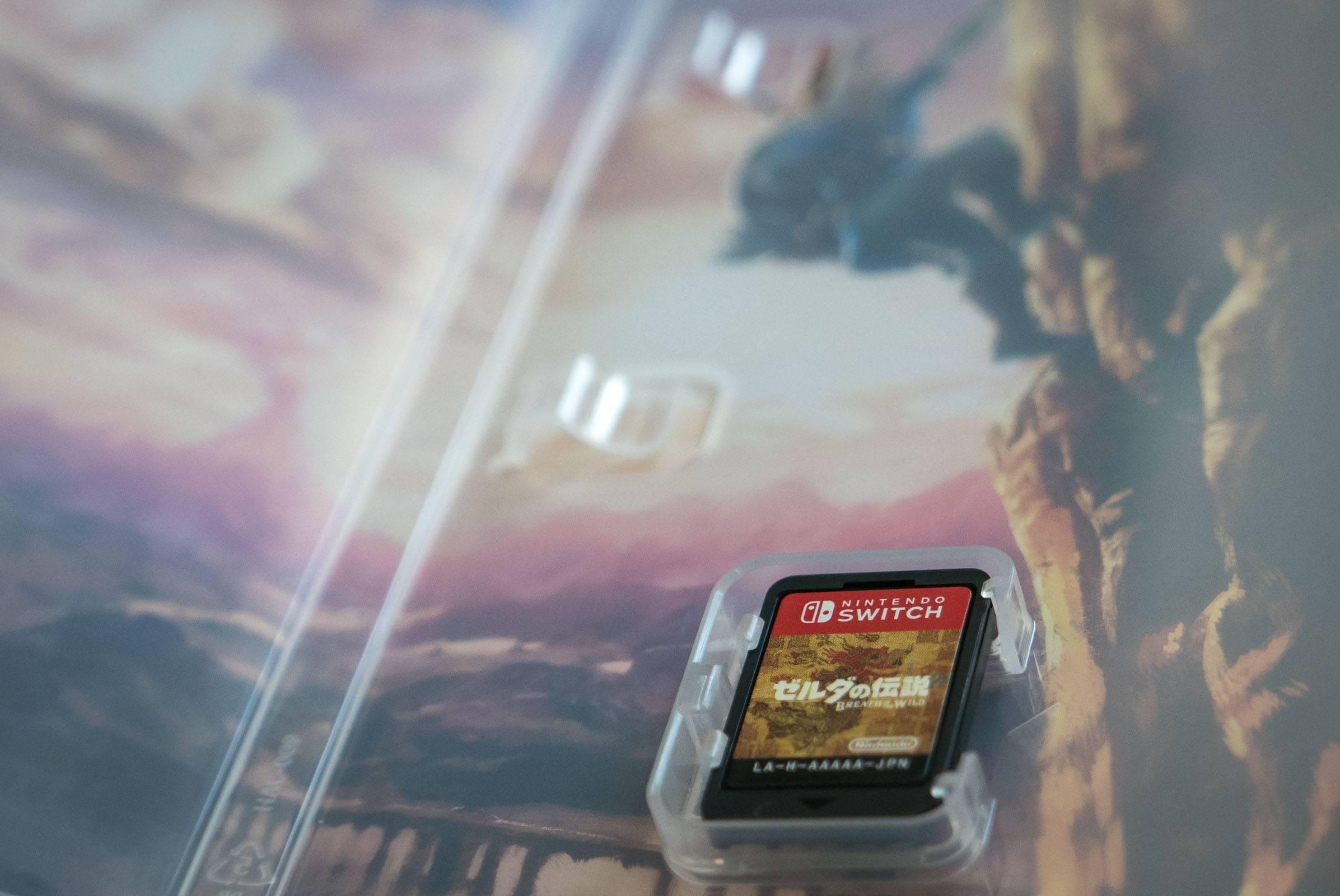Nintendo Switch Photo By Hao Ying-8