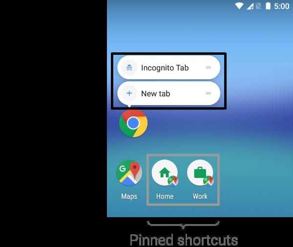 app-shortcuts-pinned-shortcuts