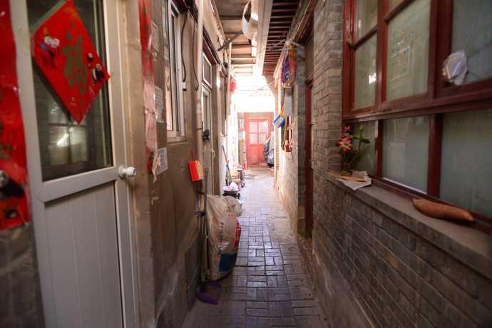 堆满杂物的胡同平房?这幢北京文昌胡同的学区房其实价值高达 500 万元人民币……