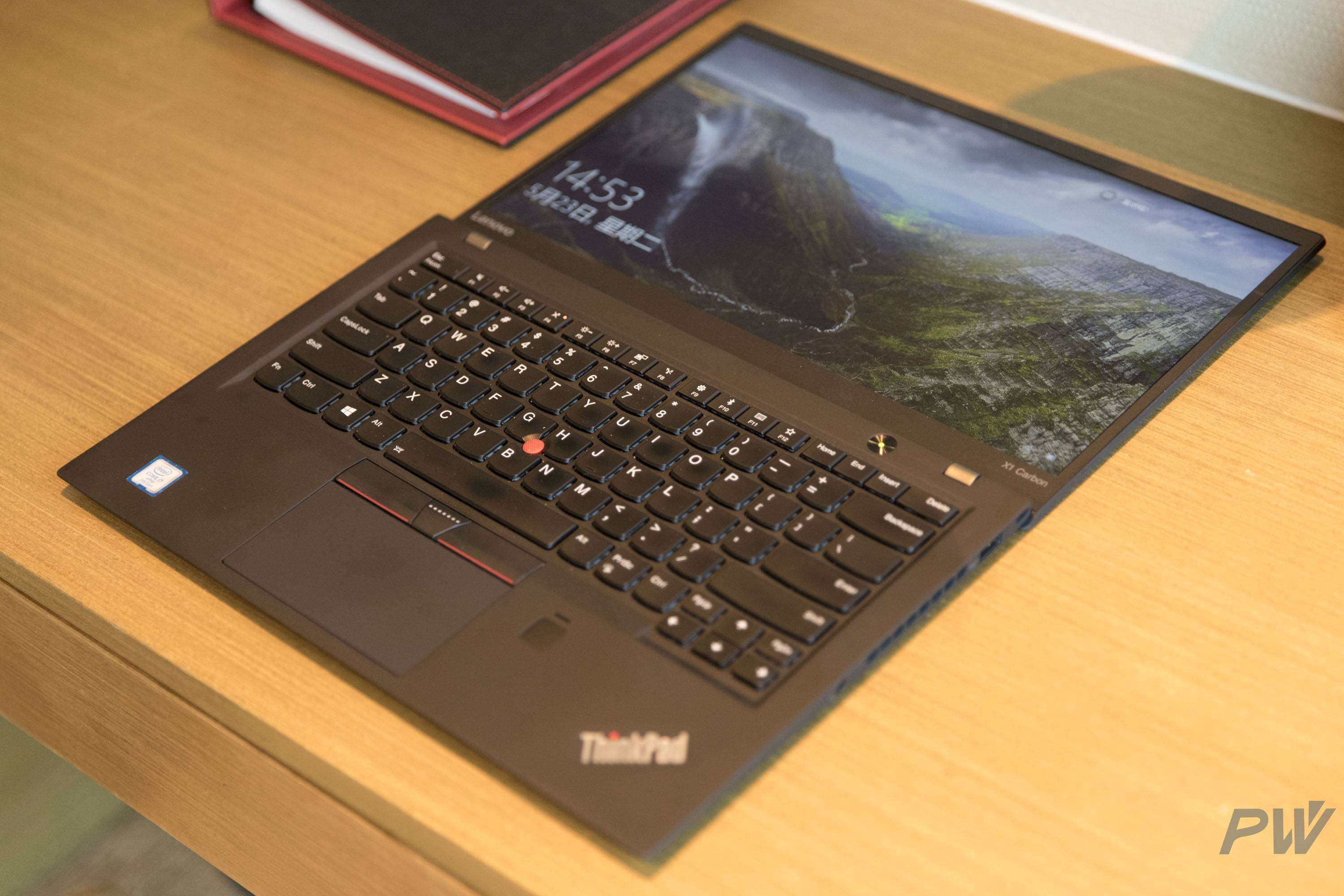 Lenovo ThinkPad X 1 Carbon 2017 PW Photo by Hao Ying-3